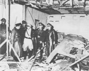 20 luglio 1944: Fallisce l'attentato ad Adolf Hitler