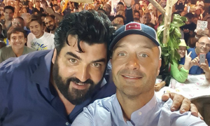 Joe Bastianich vs Antonio Cannacacciuolo, che la sfida abbia inizio [VIDEO]