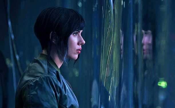 Ghost in the shell, prima foto di Scarlett Johansson