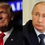 Oggi l'incontro Putin – Trump