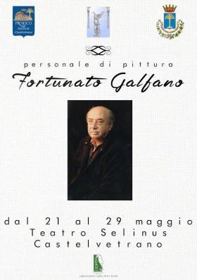 Al Selinus, la mostra di pittura di Fortunato Galfano