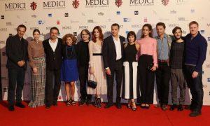 I Medici: a Firenze l'anteprima mondiale della serie