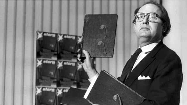 22 aprile 1983: Vengono ritrovati i diari di Hitler