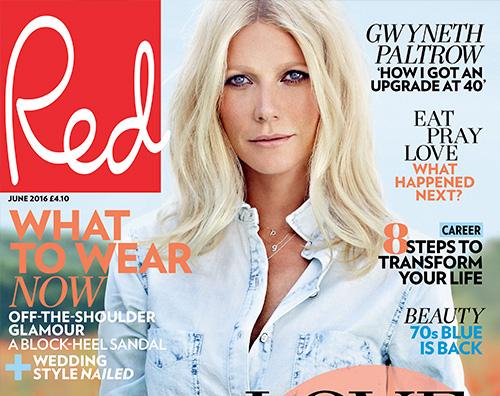 """Gwyneth Paltrow: """"Mi sento fortunata ad aver avuto un partner come Chris Martin"""""""