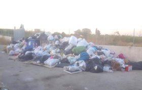 CVetrano ancora piena di rifiuti, nonostante il Polo Tecnologico