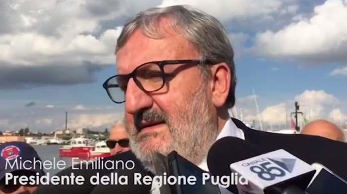 Il 3 dicembre Emiliano e i tarantini sotto le finestre di Renzi, a Roma, per chiedere i soldi promessi a Taranto per la sanità