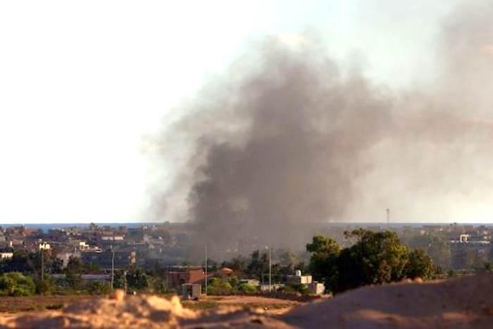Pinotti alla Camera sulla Libia: basi e spazi aerei italiani a supporto dei bombardamenti USA