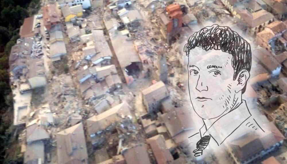Mark, Facebook ed il terremoto