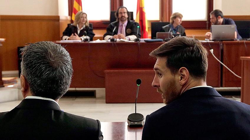 Leo Messi condannato a 21 mesi di reclusione. Pena probabilmente sospesa