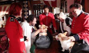 Natale a Londra – Dio salvi la regina: Lillo e Greg e il loro prossimo cinepanettone