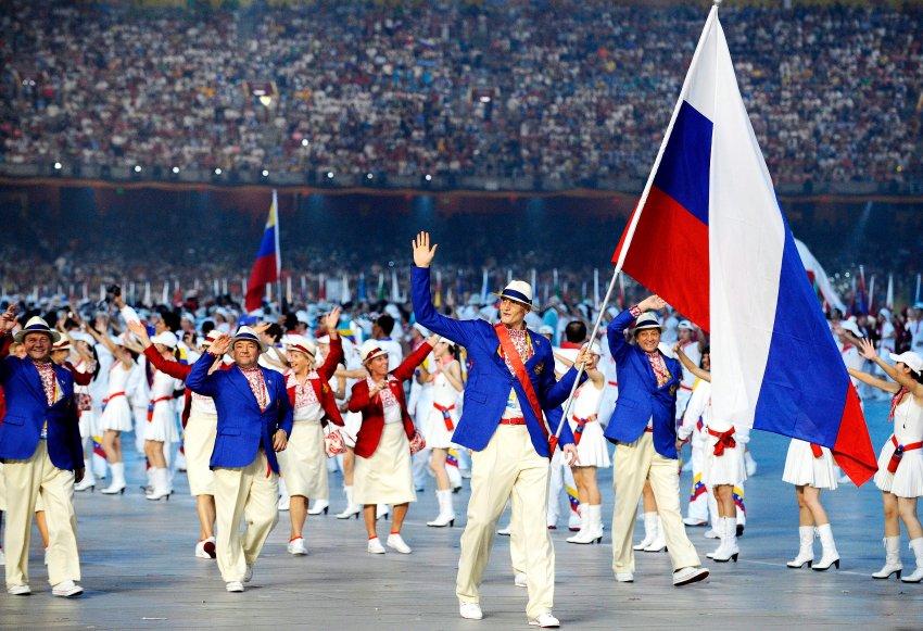 Dopo la federazione di atletica, l'intera squadra russa rischia l'esclusione dalle olimpiadi di Rio