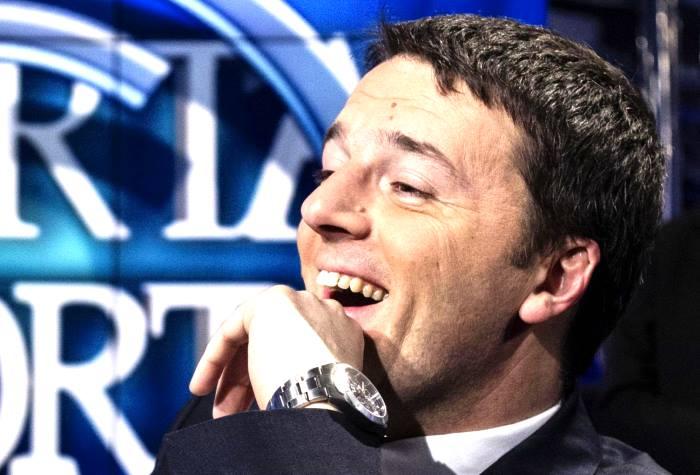 L'informazione in Italia ai tempi di Renzi