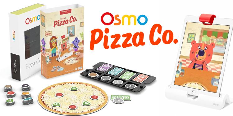 Osmo Pizza Co, il nuovo gioco di realtà aumentata per piccoli pizzaioli di successo