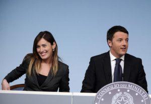 Boschi-Renzi: le colpe dei padri