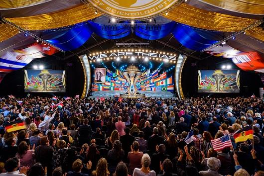 Scientology è una religione del nuovo millennio