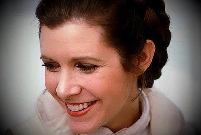 A 60 anni muore Carrie Fisher, la principessa Leia di Guerre Stellari