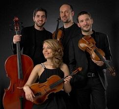 Trapani: Nella Chiesa di Sant'Alberto il Quartetto Nous