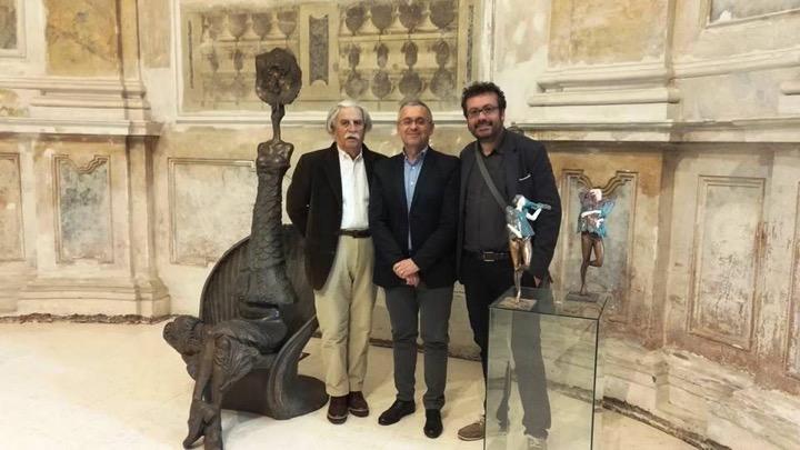 Aperta e visitabile fino al 22 maggio la mostra di Cesare Ronchi