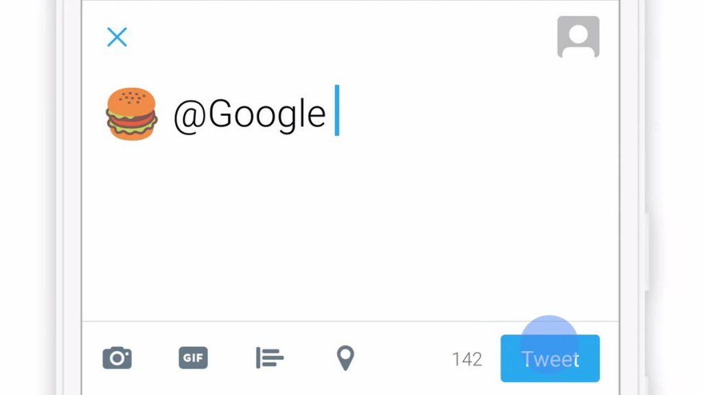 Emoji twittate a Google? Il motore di ricerca risponderà con ricerche locali