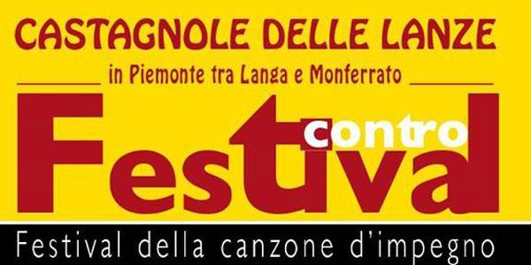 """FESTIVAL CONTRO 2017 """"FESTIVAL DELLA CANZONE D'IMPEGNO"""""""