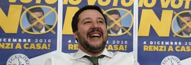 Referendum, Salvini ' Siamo pronti a una nuova sfida, subito elezioni'