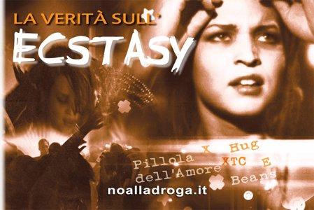 La prevenzione contro l'uso di Ecstasy a Palazzolo