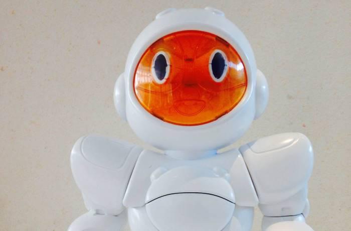 Biro, il robot salva-energia, selezionato tra le prime 10 invenzioni alla Maker Faire di Roma