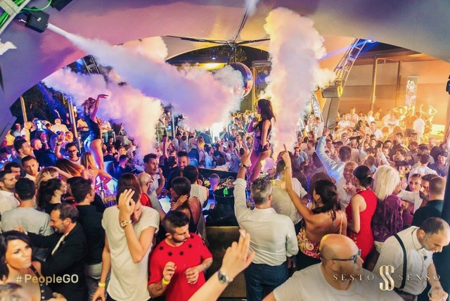 Sesto Senso - Desenzano (BS), 2st birthday party weekend: 30/6 I Am A Popstar; 1/7 100% Sesto Senso