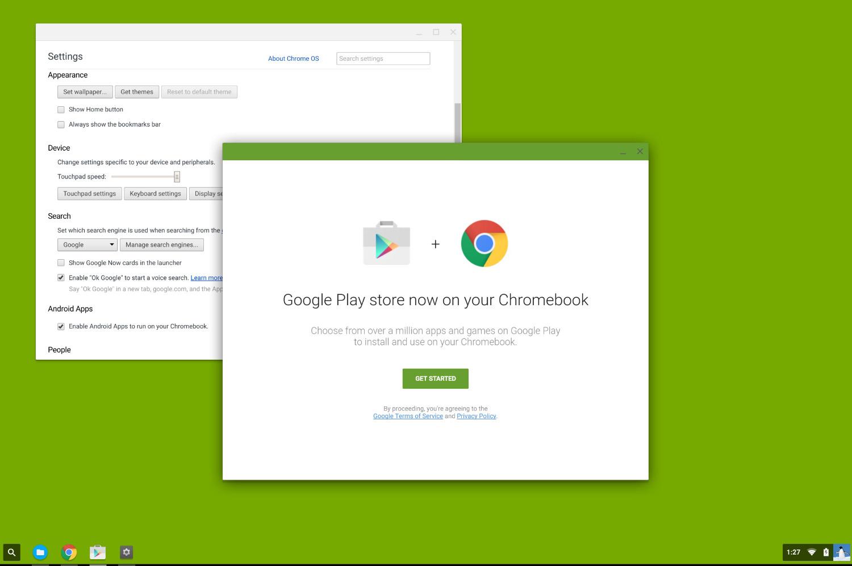 Chromebook e PlayStore - Una minaccia per Microsoft?