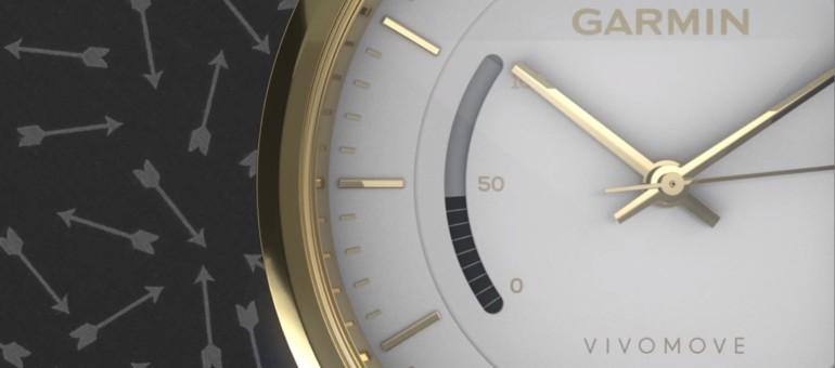 Garmin VivoMove - Fantastico Smartwatch compatibile con Windows 10 Mobile!