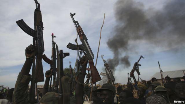 Sudan del Sud: Più di 1.000 ribelli Fronte Patriottico Popolare del Sudan del Sud (SSPPF) disertano