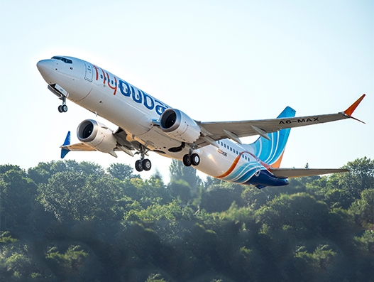Boeing delivers first 737 MAX 8 to flydubai | Aviation