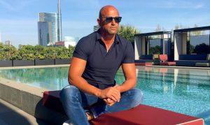 L'Isola dei Famosi 2017, Stefano Bettarini è l'inviato ufficiale