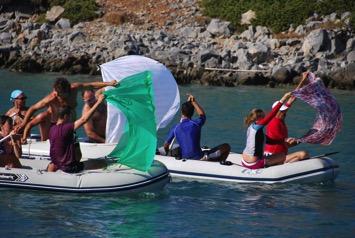 Vacanze in flottiglia con HORCA MYSERIA