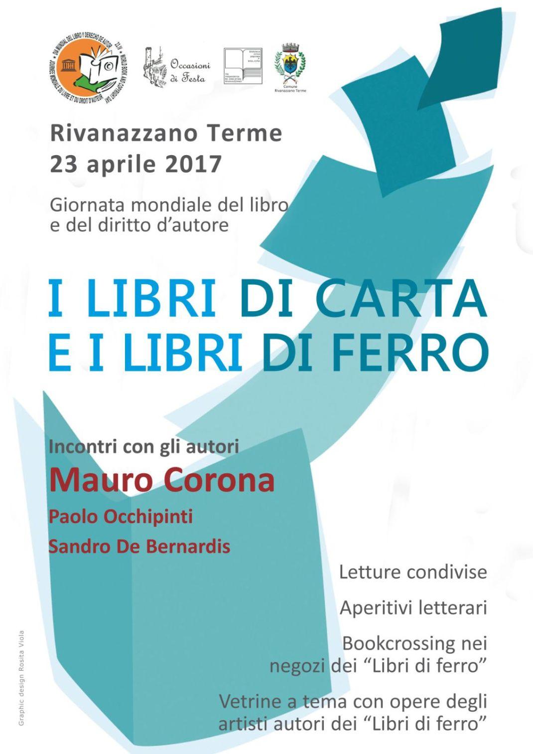 Tennis contro l'anoressia e Giornata mondiale del libro e del diritto d'autore a Rivanazzano Terme
