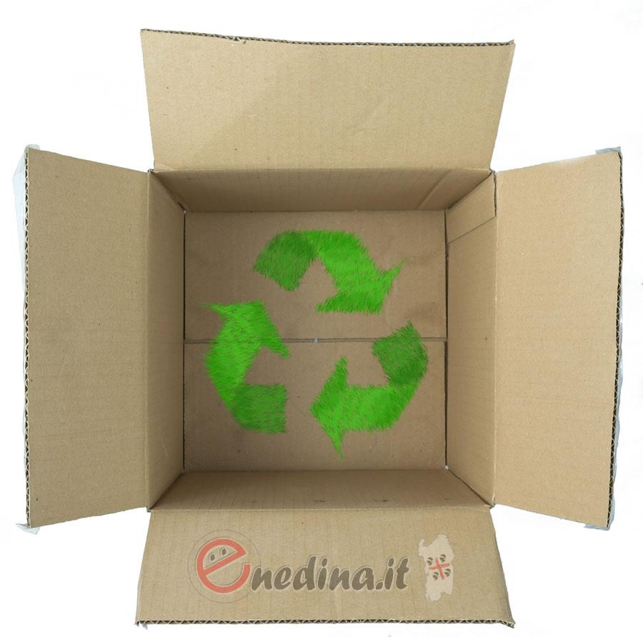 Imballaggi ecologici? Riciclare è meglio che sprecare
