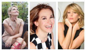L'estate sexy di Barbara D'Urso, Alessia Marcuzzi e Simona Ventura