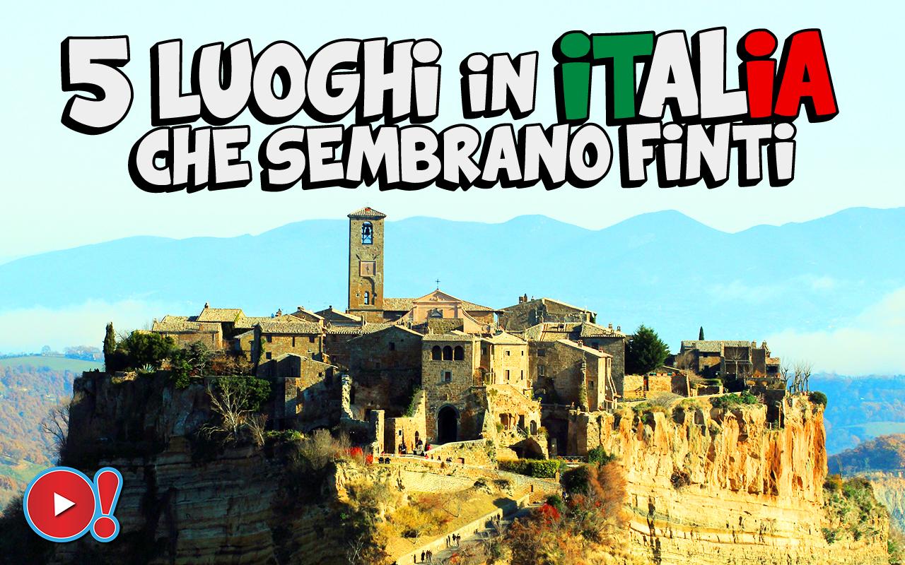 5 luoghi in Italia che sembrano usciti dalle fiabe