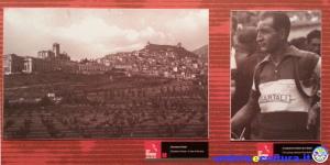 Passa il Giro d'Italia a Città di Castello: omaggio al grande Gino Bartali