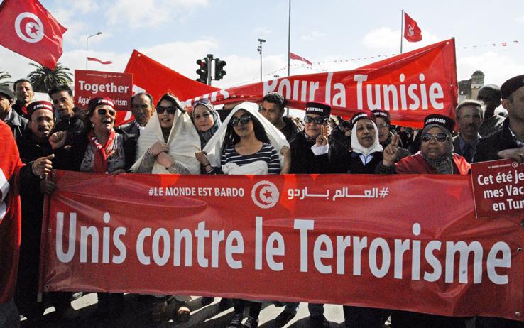 18 marzo 2015: A Tunisi l'attentato al museo del Bardo