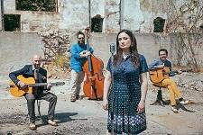 Palermo: Il Jazz manouche di Frequenze Retrò al Caffè del Teatro Massimo