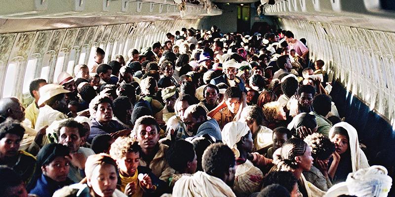 24 maggio 1991: Inizia l'operazione Salomone