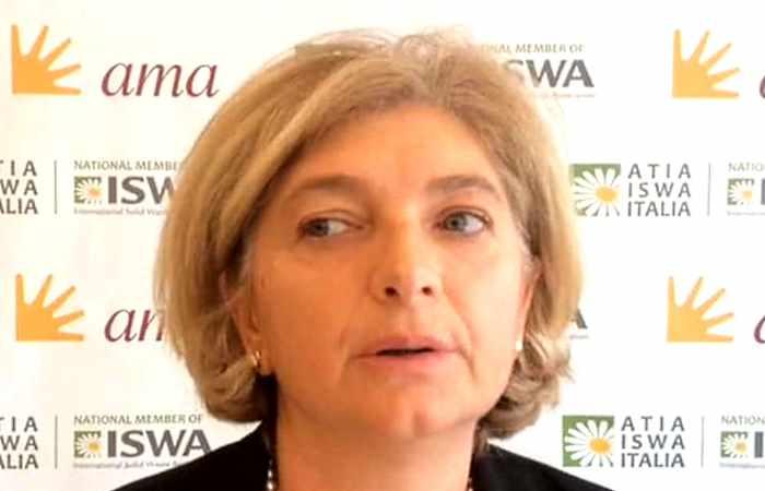 Paola Muraro, l'assessora all'Ambiente del comune di Roma, risponde alle accuse