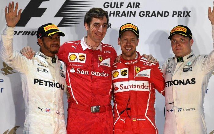 What a race! In Bahrain Vettel su tutti e la Ferrari torna a sognare