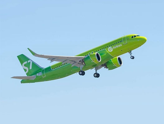 S7 Airlines adds A320neo to its fleet | Aviation