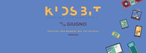 Arriva Kidsbit Festival: tecnologia e creatività formato famiglia