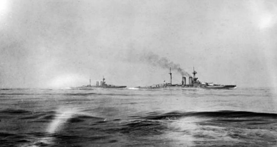 31 maggio 1916: Ha inizio la battaglia dello Jutland