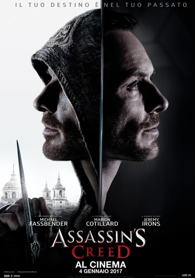 Dal videogioco ad un disastro al cinema: Assassin's Creed