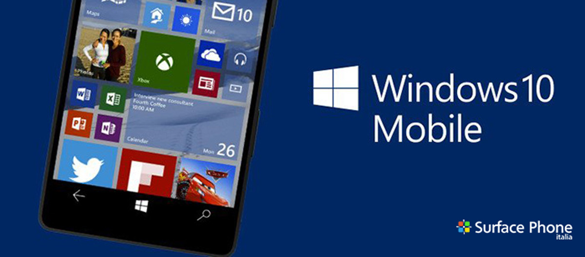Microsoft Windows Mobile è morto? Non credo proprio! | Surface Phone Italia