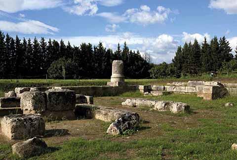 Locri (RC): Ibico di Reggio e Nosside di Locri Racconti a due voci in Magna Grecia